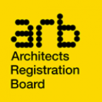 Logo og Architects Registration board membership